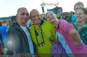 David Guetta - Publikum - Wiener Krieau - Sa 11.08.2012 - 25