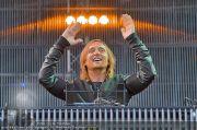 David Guetta - Stage - Wiener Krieau - Sa 11.08.2012 - 1