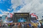 David Guetta - Stage - Wiener Krieau - Sa 11.08.2012 - 10