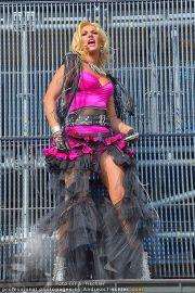 David Guetta - Stage - Wiener Krieau - Sa 11.08.2012 - 11