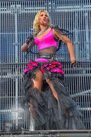 David Guetta - Stage - Wiener Krieau - Sa 11.08.2012 - 12