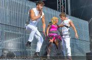 David Guetta - Stage - Wiener Krieau - Sa 11.08.2012 - 13