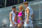 David Guetta - Stage - Wiener Krieau - Sa 11.08.2012 - 15