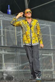 David Guetta - Stage - Wiener Krieau - Sa 11.08.2012 - 16