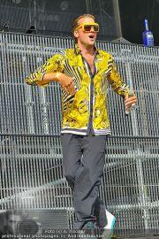 David Guetta - Stage - Wiener Krieau - Sa 11.08.2012 - 17