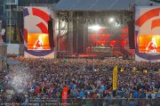 David Guetta - Stage - Wiener Krieau - Sa 11.08.2012 - 3