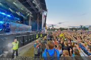 David Guetta - Stage - Wiener Krieau - Sa 11.08.2012 - 6