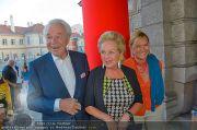 360 Kinopremiere - Volkstheater - Di 21.08.2012 - 18