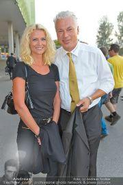 Länderspiel VIPs - Happelstadion - Di 11.09.2012 - 18
