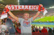 Länderspiel VIPs - Happelstadion - Di 11.09.2012 - 2