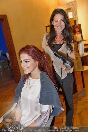 Miss Austria Extensions - Frisurenwerkstatt - Mi 19.09.2012 - 15