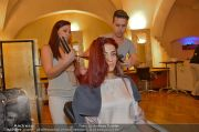 Miss Austria Extensions - Frisurenwerkstatt - Mi 19.09.2012 - 16