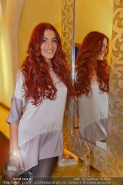 Miss Austria Extensions - Frisurenwerkstatt - Mi 19.09.2012 - 25