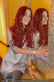 Miss Austria Extensions - Frisurenwerkstatt - Mi 19.09.2012 - 26