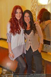Miss Austria Extensions - Frisurenwerkstatt - Mi 19.09.2012 - 27