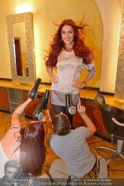 Miss Austria Extensions - Frisurenwerkstatt - Mi 19.09.2012 - 37