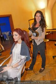 Miss Austria Extensions - Frisurenwerkstatt - Mi 19.09.2012 - 4