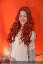 Miss Austria Extensions - Frisurenwerkstatt - Mi 19.09.2012 - 6