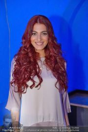 Miss Austria Extensions - Frisurenwerkstatt - Mi 19.09.2012 - 7