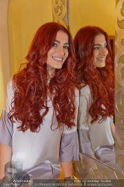 Miss Austria Extensions - Frisurenwerkstatt - Mi 19.09.2012 - 9