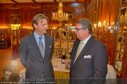 200 Jahre Laurent Perrier - Bristol & priv Whg - Do 20.09.2012 - 135