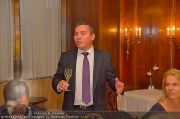 200 Jahre Laurent Perrier - Bristol & priv Whg - Do 20.09.2012 - 158
