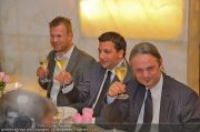 200 Jahre Laurent Perrier - Bristol & priv Whg - Do 20.09.2012 - 179