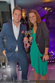 200 Jahre Laurent Perrier - Bristol & priv Whg - Do 20.09.2012 - 5