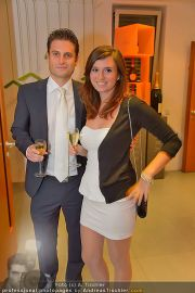 200 Jahre Laurent Perrier - Bristol & priv Whg - Do 20.09.2012 - 6