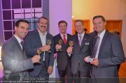 200 Jahre Laurent Perrier - Bristol & priv Whg - Do 20.09.2012 - 80