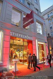 Opening - Stiefelkönig - Di 25.09.2012 - 19
