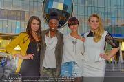 Mode mit 4 ANTM - Columbus Center - Fr 05.10.2012 - 2