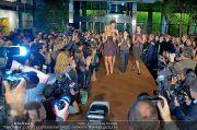 La Hong (Fashionshow) - Stilwerk - Di 23.10.2012 - 2
