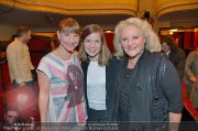 Premiere ´Lucky Stiff´ - Kammerspiele - Do 25.10.2012 - 2