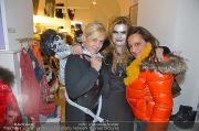 Halloween Shopping - Mondrean - Di 30.10.2012 - 18