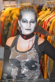 Halloween Shopping - Mondrean - Di 30.10.2012 - 21
