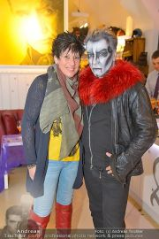 Halloween Shopping - Mondrean - Di 30.10.2012 - 22