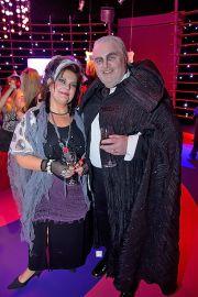 Halloween Ball - Pratergalerien - Mi 31.10.2012 - 11