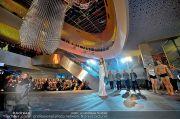 Opening Show & Architekt. - Bahnhof Wien Mitte - Di 06.11.2012 - 1