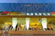 Opening Show & Architekt. - Bahnhof Wien Mitte - Di 06.11.2012 - 10