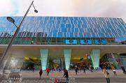 Opening Show & Architekt. - Bahnhof Wien Mitte - Di 06.11.2012 - 14