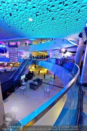 Opening Show & Architekt. - Bahnhof Wien Mitte - Di 06.11.2012 - 16