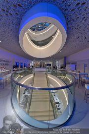 Opening Show & Architekt. - Bahnhof Wien Mitte - Di 06.11.2012 - 19