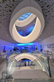 Opening Show & Architekt. - Bahnhof Wien Mitte - Di 06.11.2012 - 21