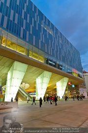 Opening Show & Architekt. - Bahnhof Wien Mitte - Di 06.11.2012 - 28