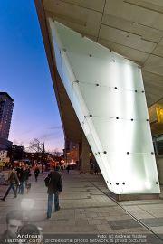 Opening Show & Architekt. - Bahnhof Wien Mitte - Di 06.11.2012 - 29