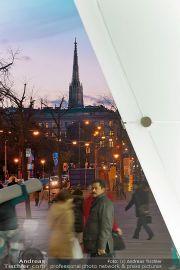 Opening Show & Architekt. - Bahnhof Wien Mitte - Di 06.11.2012 - 31
