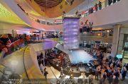 Opening Show & Architekt. - Bahnhof Wien Mitte - Di 06.11.2012 - 88