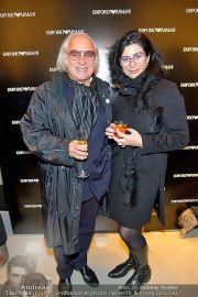 Store Opening - Armani Vienna - Do 08.11.2012 - 16