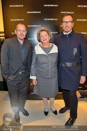 Store Opening - Armani Vienna - Do 08.11.2012 - 18
